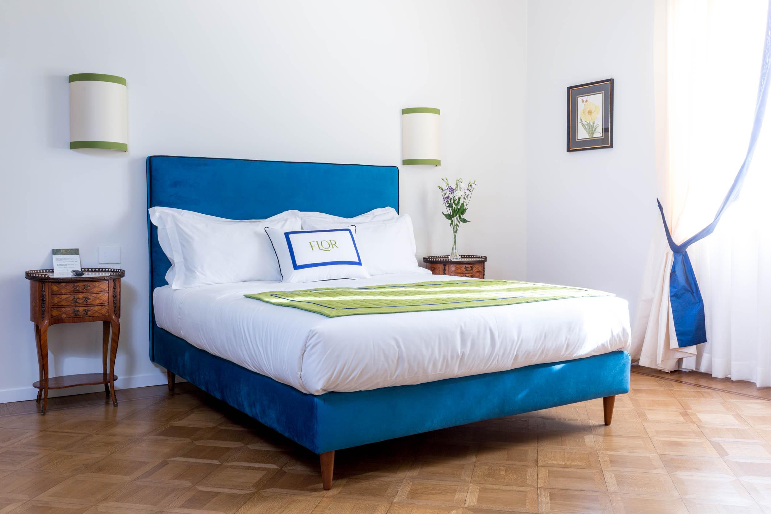 foto interni camera da letto